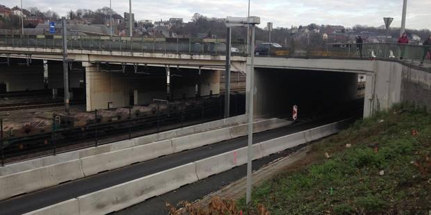 Namur: Rue Sous le pont rebaptisée boulevard de Chiny