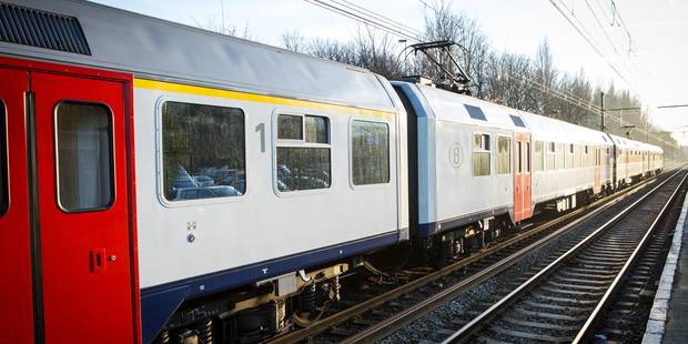 SNCB: perturbations sur la ligne Bruxelles-Charleroi - La DH