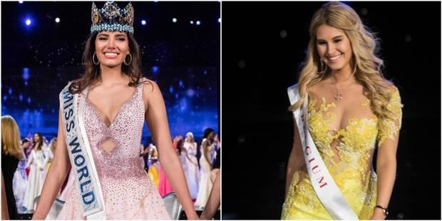 Miss Monde: Une Portoricaine sacrée, Miss Belgique dans le top 10 - La DH