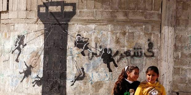 L'exposition sur Banksy s'installera à Anvers - La DH