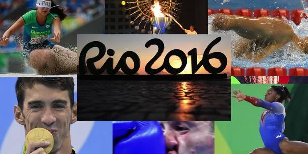 Le meilleur des Jeux Olympiques et Paralympiques de Rio 2016 (VIDEO) - La DH