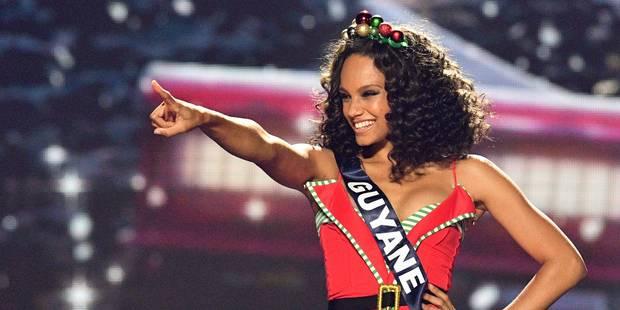 Alicia Aylies : découvrez la nouvelle Miss France au naturel ! - La DH