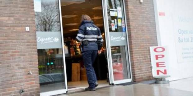 Bomel: un SDF stoppe le braqueur du Carrefour Express - La DH