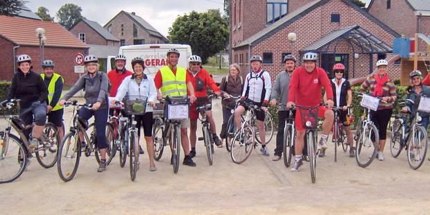 Waremme : ils parcourront 401 km à vélo pour rallier Gérardmer - La DH