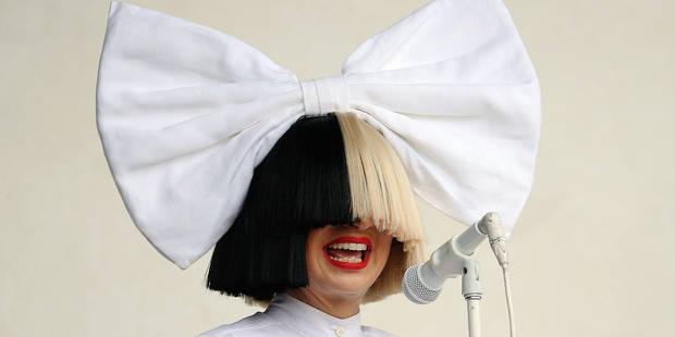 Sia, la plus streamée en Belgique - La DH