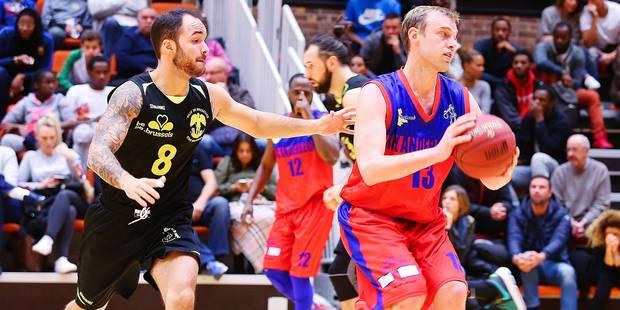 Basket: Début 2017 sera crucial pour les clubs bruxellois - La DH