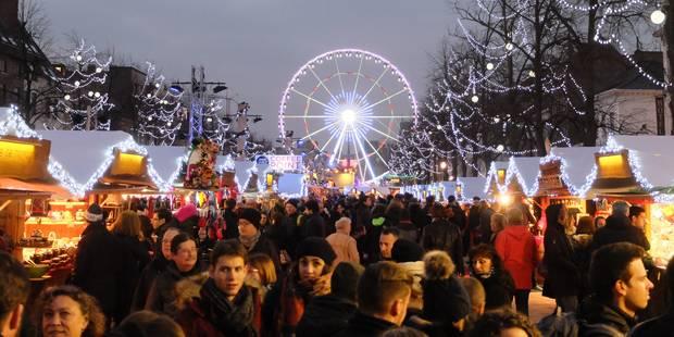 Environ 406.000 visiteurs le premier week-end des Plaisirs d'hiver - La DH