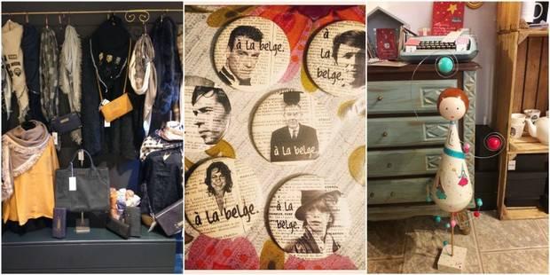 Shopping de Noël : 6 bons spots à Mons, Ath et Tournai - La DH