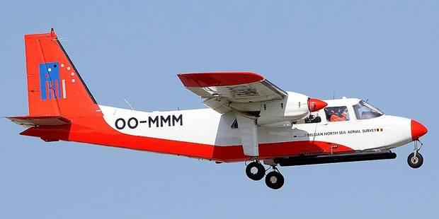 Mer du Nord: un avion à la poursuite des pollueurs - La DH