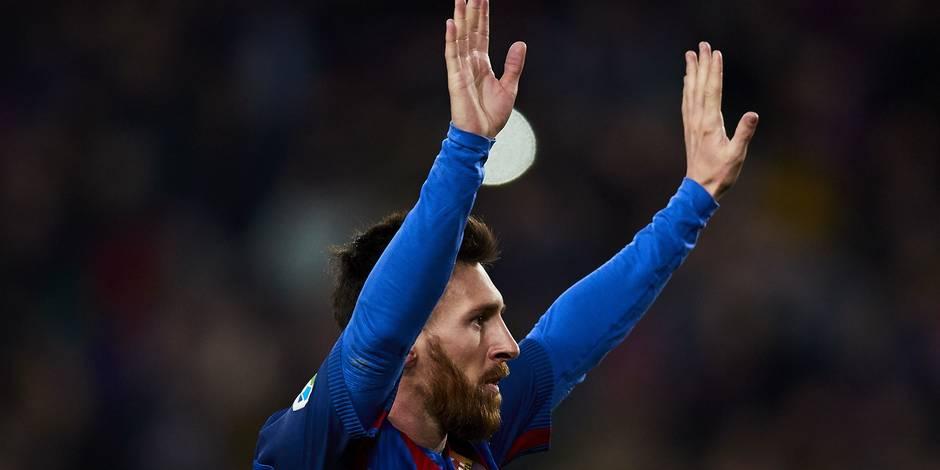 """Selon le président du Barça, """"Messi devrait gagner le Ballon d'Or chaque année"""""""
