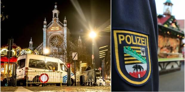 Attentat à Berlin: l'Etat islamique revendique l'attaque, le seul suspect remis en liberté (PHOTOS + VIDEOS) - La DH