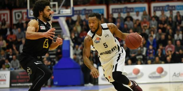 Ligue des champions: Ostende battu de justesse par Strasbourg (65-66) - La DH