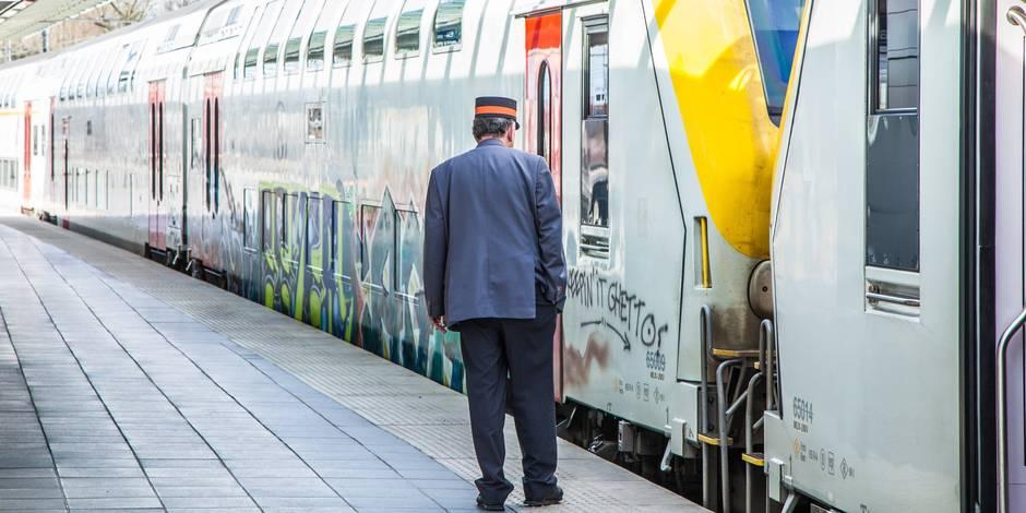 Futurs trains sans accompagnateurs à la SNCB: attention danger!