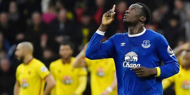 Contrat en or pour Lukaku: voici le prix fixé par Everton pour revendre le Diable rouge - La DH