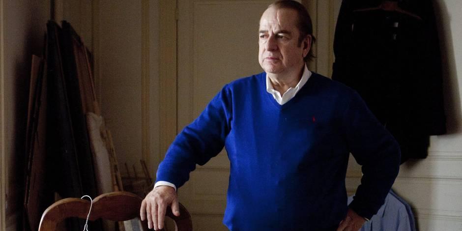 """Paul-Loup Sulitzer: """"Je me suis accroché, tel un phénix !"""" - La DH"""