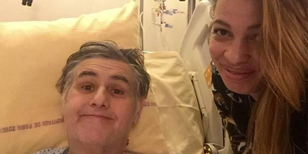 La compagne de Pierre Ménès raconte les mois de souffrance vécus par le journaliste - La DH