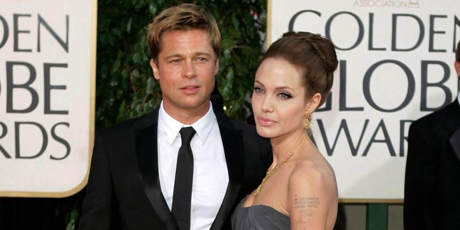 Après des mois de silence, l'acteur attaque Angelina Jolie — Brad Pitt