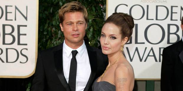 Mauvaise nouvelle pour Brad Pitt: il ne verra ses enfants que quelques heures pour Noël - La DH