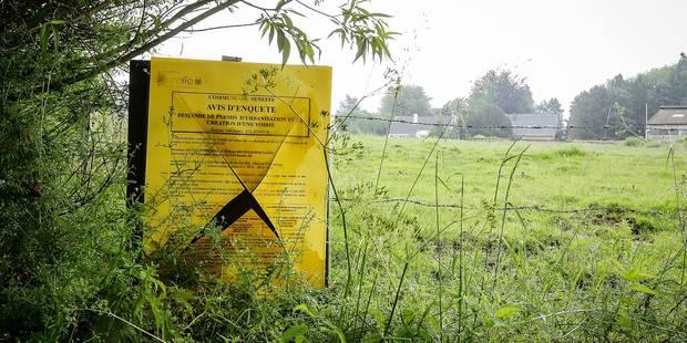 Seneffe: Feu vert à l'urbanisation - La DH