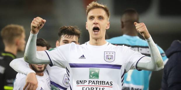 Teodorczyk, l'artificier polonais qui rivalise avec Messi (VIDEO) - La DH