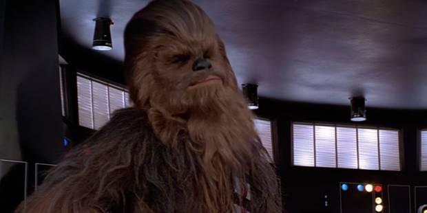 """Quand Chewbacca reprend """"Douce Nuit"""", le fou rire est assuré (VIDEO) - La DH"""