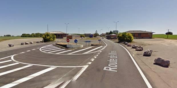 La gendarmerie de Bavay lance un appel à témoin suite au décès d'un conducteur belge au poste frontière de Havay - La DH