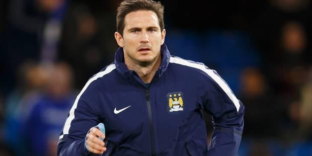 """Lampard de retour à Chelsea? """"Je me sens en forme, frais dans ma tête"""" - La DH"""