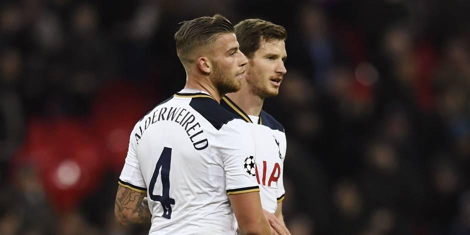 Toby Alderweireld devrait prolonger à Tottenham