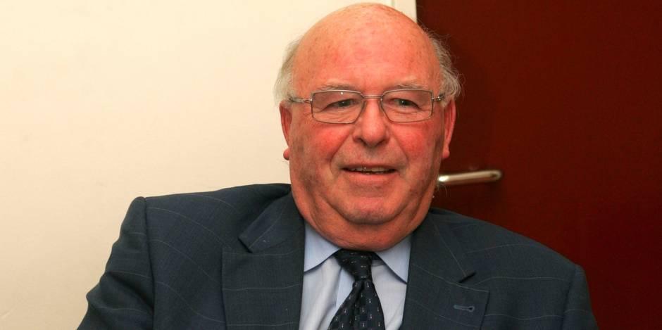 René Verstringhe, premier procureur de l'Union belge de football, est décédé