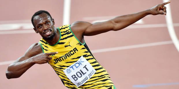 """Bolt: """"Je peux enfin manger des cochonneries et vivre"""" - La DH"""