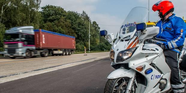 Infractions routières: les chiffres explosent en 2016! - La DH