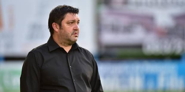 Roch Gerard n'est plus l'entraîneur de Ciney - La DH