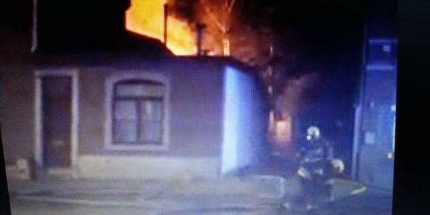 Important incendie à Beyne-Heusay ! - La DH