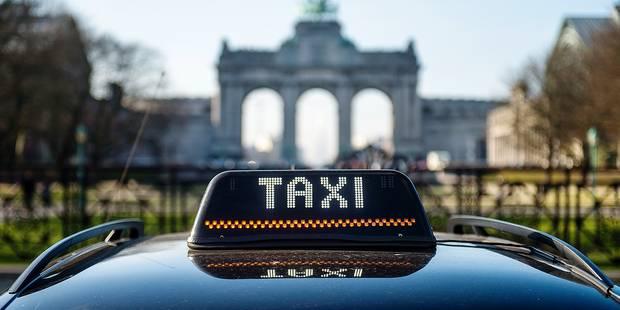 25% de plaintes en plus contre les taxis en 2016 ! - La DH