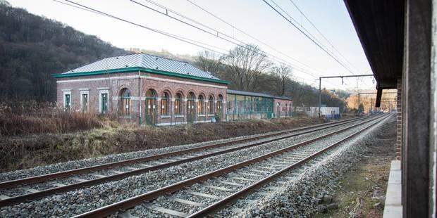 Reprise du trafic ferroviaire entre Ottignies et Gembloux - La DH