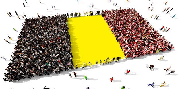 12 % de la population belge n'est pas? Belge - La DH