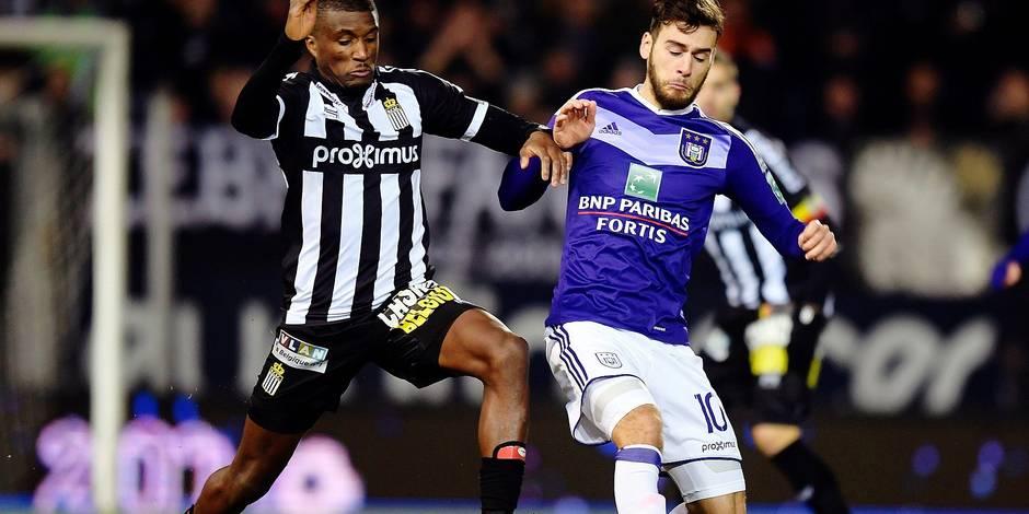 R. Charleroi SC v RSC Anderlecht - Jupiler League