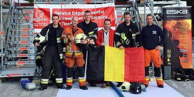 Les pompiers de Soignies se mobilisent pour Make A Wish - La DH
