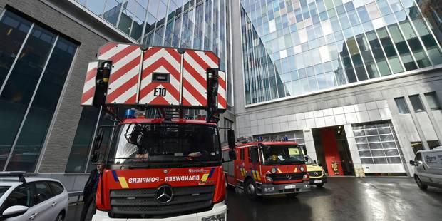 Préavis de grève déposé par les pompiers de Bruxelles pour des actions dès le 3 janvier - La DH