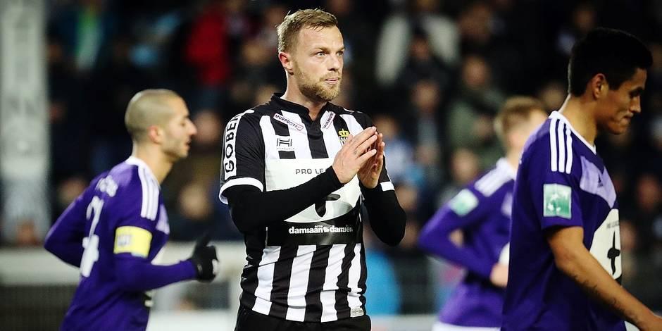 Un nouvel attaquant à Charleroi? La réaction de David Pollet