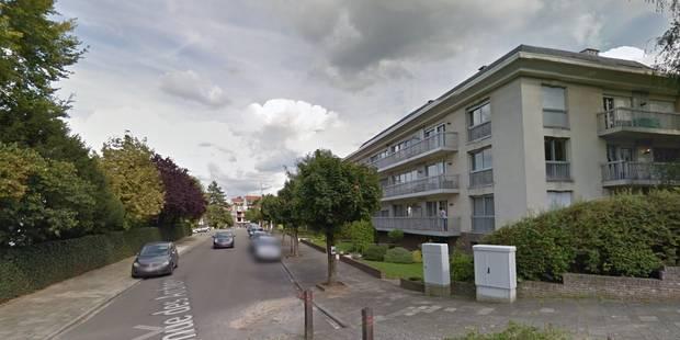Un homme décède après un incendie dans un immeuble à Uccle - La DH