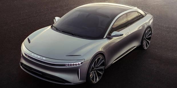 Et si c'était elle la grande rivale de la Tesla S? (VIDEO) - La DH