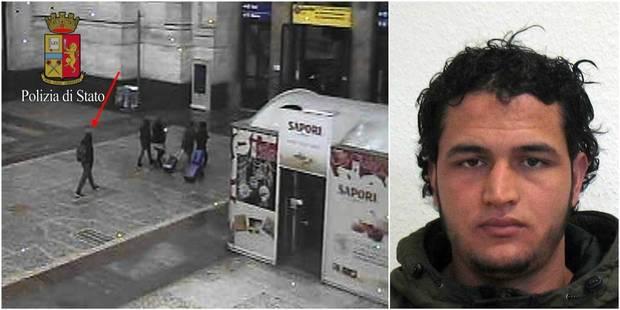 Anis Amri a-t-il traversé la Belgique pour rejoindre Milan ? - La DH