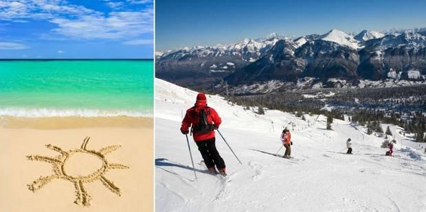 Carnaval au ski, Pâques au soleil - La DH