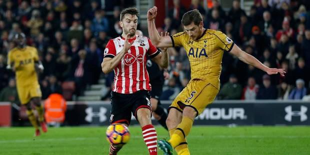 Premier League: Vertonghen et Dembele gagnent à Southampton, Alderweireld absent - La DH