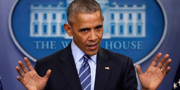 Barack Obama reste l'homme le plus admiré, devant Donald Trump - La DH
