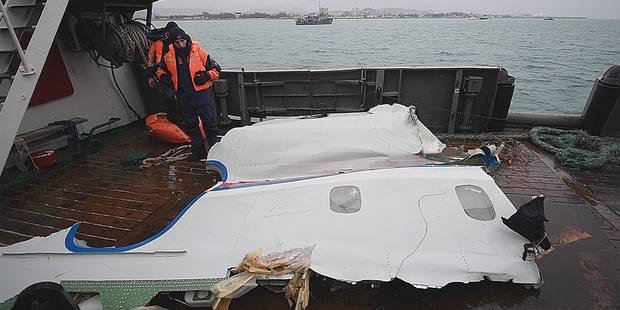 """Le crash en mer Noire de l'avion russe dû à un """"fonctionnement anormal"""" de l'avion, pas à une explosion - La DH"""