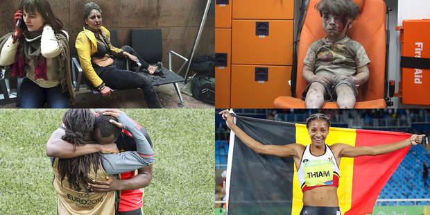 Rétro 2016: Les photos qui ont marqué l'année 2016 (PHOTOS + VIDEO) - La DH