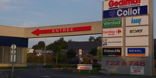Namur interdit les nouveaux commerces sur la N4 pendant deux ans! - La DH