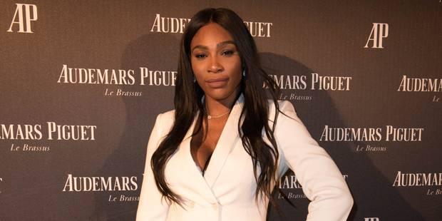 Après les Grands Chelems, le mariage pour Serena Williams - La DH